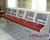 钢木结合式监控控制台