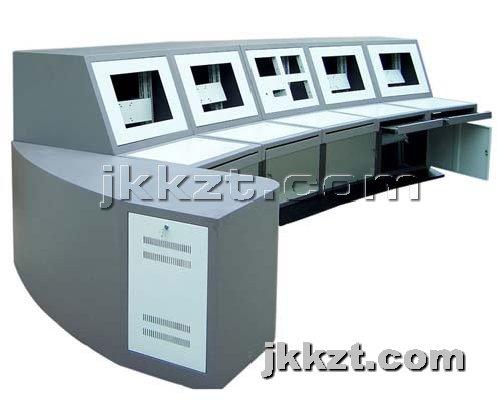 监控控制台提供生产斜顶弧形监控控制台厂家