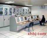 弧形琴式监控控制台