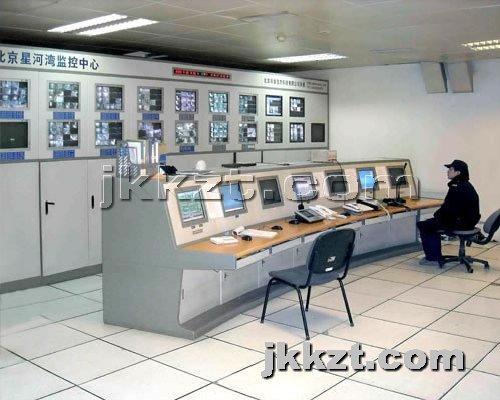 监控控制台提供生产弧形琴式监控控制台厂家