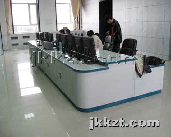 监控控制台提供生产指挥调度台
